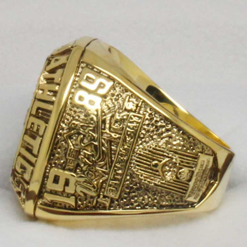 Oakland Athletics 1989 World Series Championship Ring
