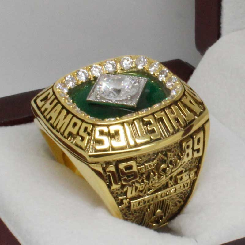 Oakland 1989 World Series Championship Ring