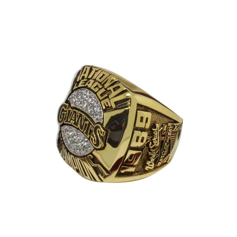 1989 San Francisco Giants National League Championship Ring