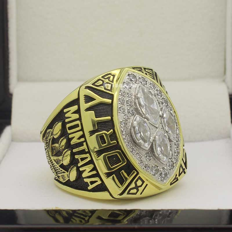 San Francisco 49ers 1989( joe montana)Super Bowl Ring