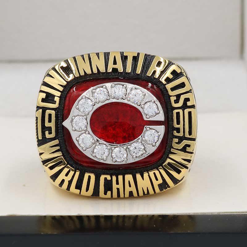 1990 world series ring
