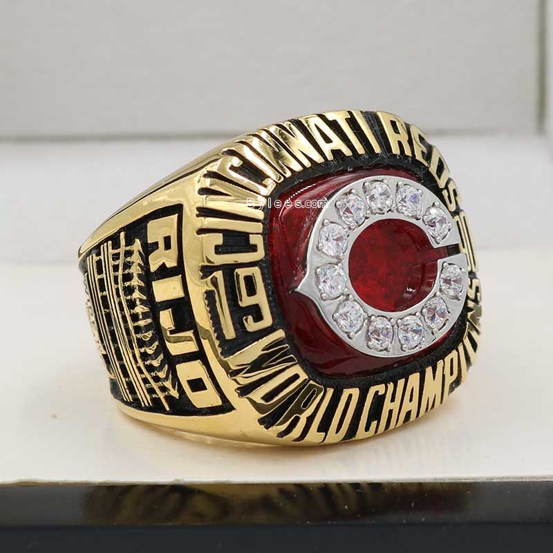 1990 Reds world series ring