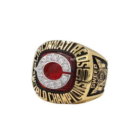 1990 Cincinnati Reds World Series Championship Ring