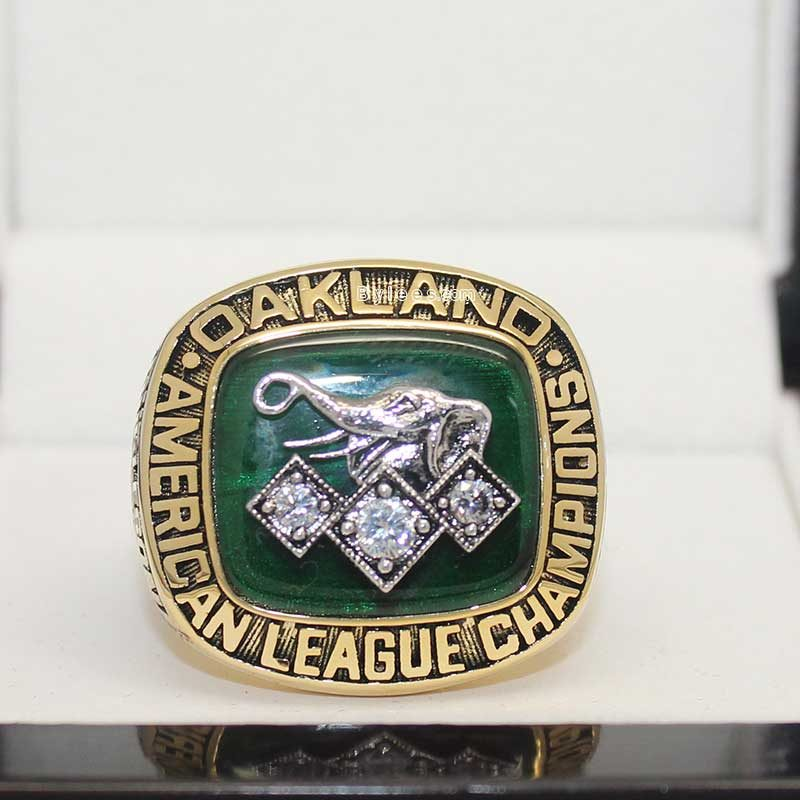 1990 Oakland Athletics Championship Ring