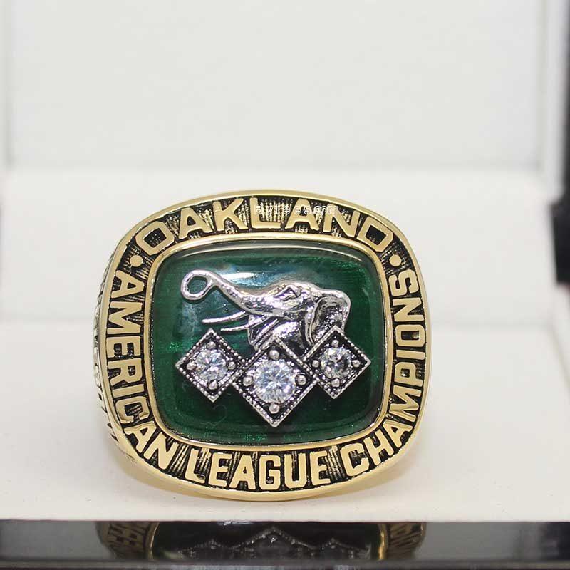 1990 AL Championship Ring
