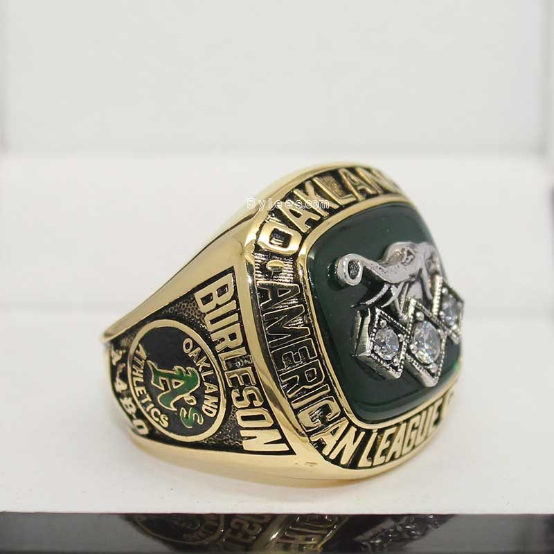 1990 Athletics Championship Ring