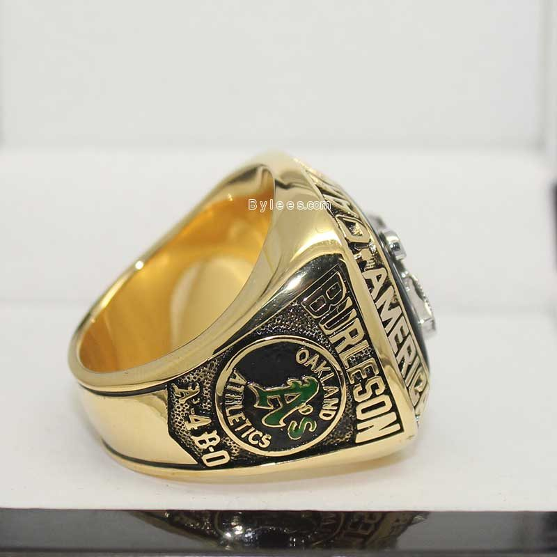 Oakland Athletics American League Championship Ring IN 1990