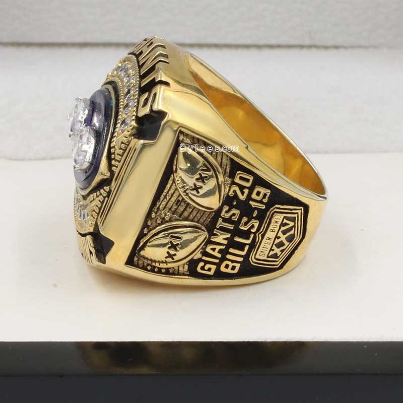 New York giants 1990 Super Bowl Ring
