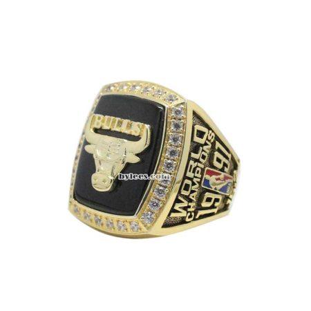 1991 nba championship ring