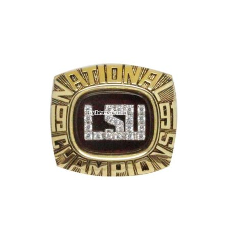 LSU Tigers 1991 Baseball National Championship Ring