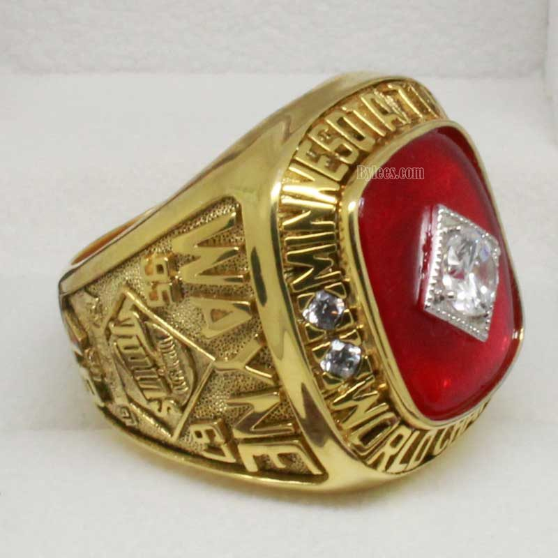 1991 twins world series ring""