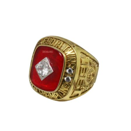 1991 Minnesota Twins World Series Championship Ring