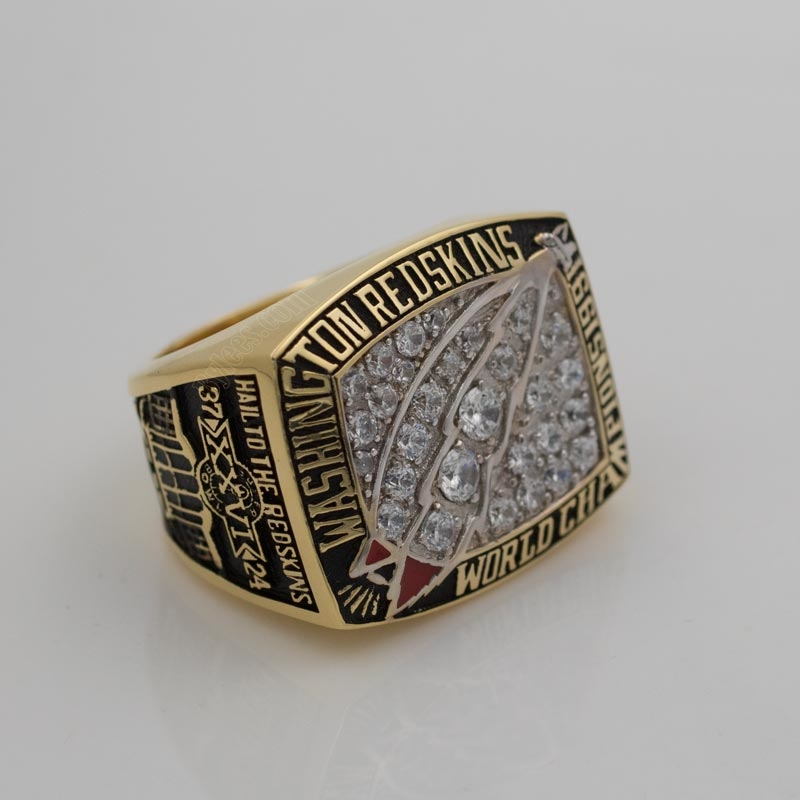 super bowl XXVI ring