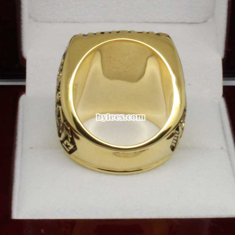 Alabama Crimson Tide National Championship Ring 1992