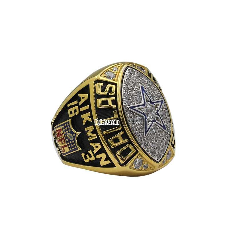 1992 cowboys super bowl ring