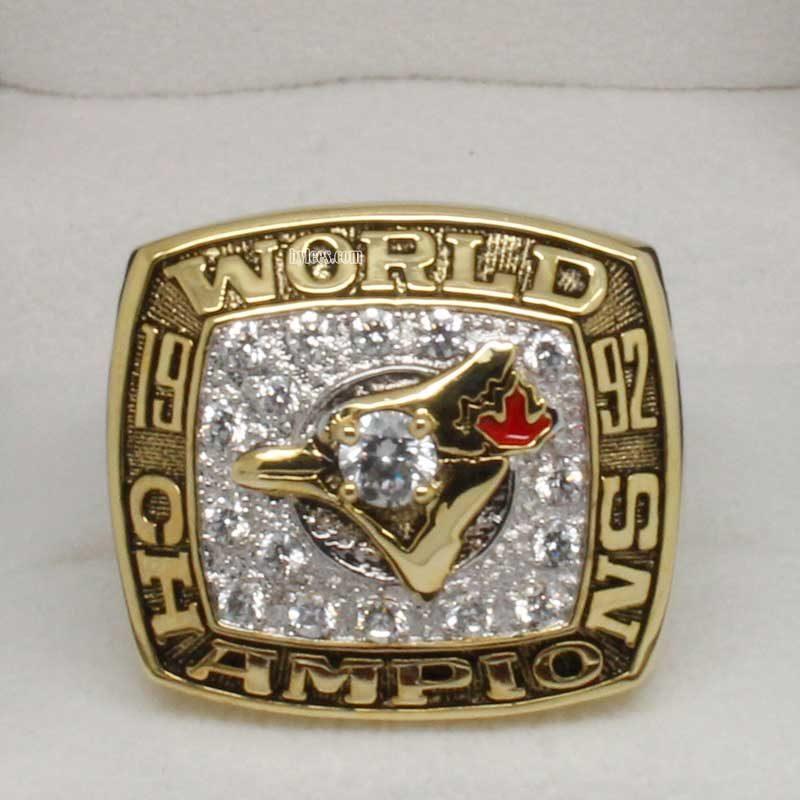 1992 blue jays ring