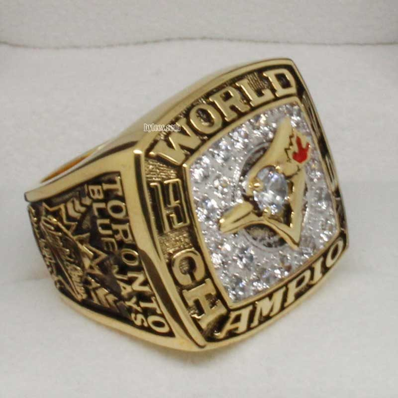 1992 Toronto Blue Jays Championship Ring