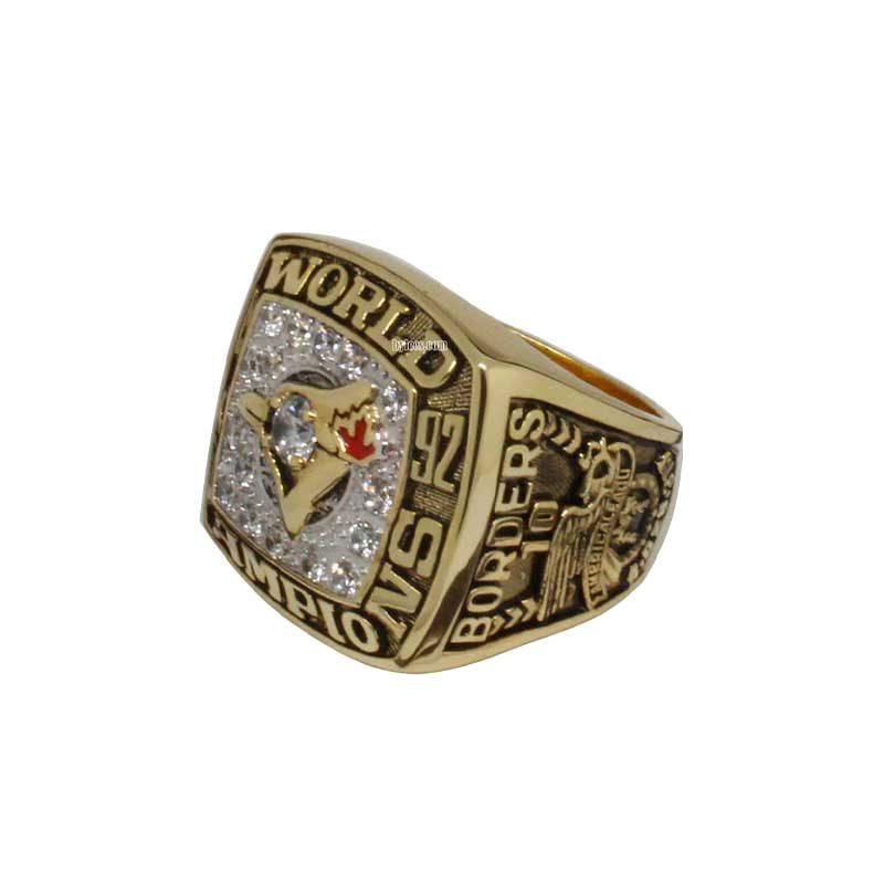 1992 Toronto Blue Jays World Series Championship Ring