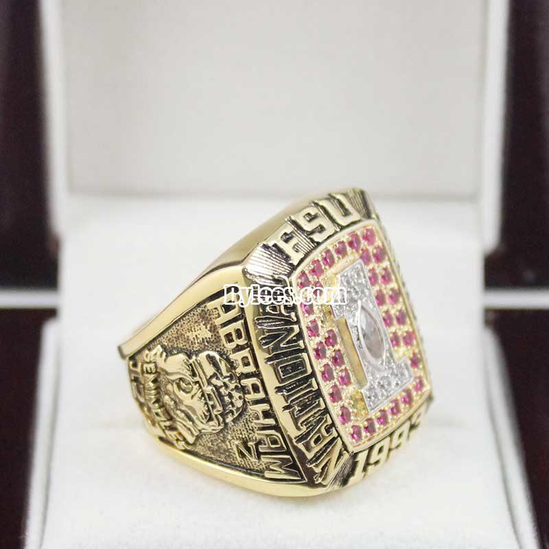 1993 FSU National Championship Ring