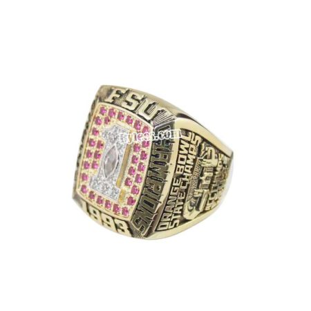 1993 Florida State Seminoles National Championship Ring