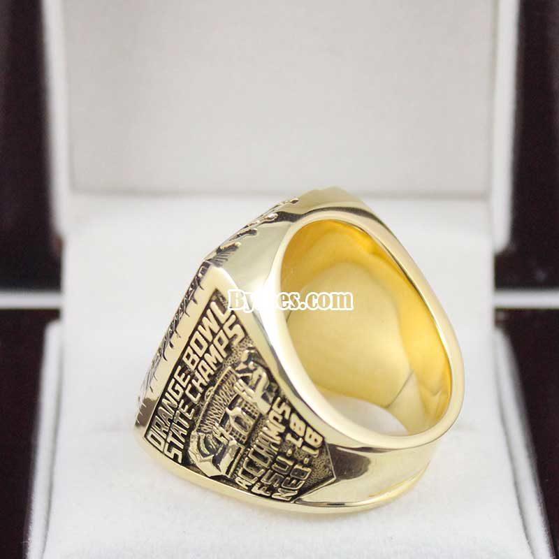 1993 Seminoles National Championship Ring