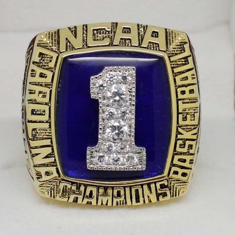 1993 North Carolina Basketball National Championship Ring
