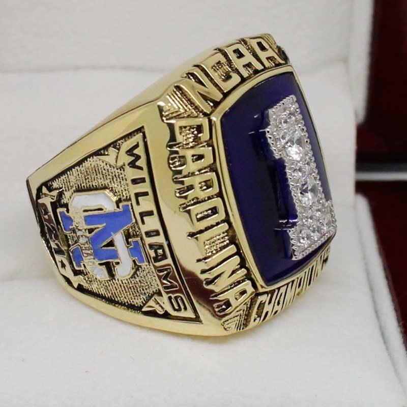 1993 UNC Basketball Championship Ring