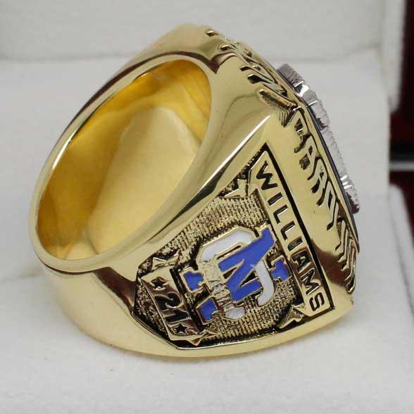 1993 UNC Championship Ring