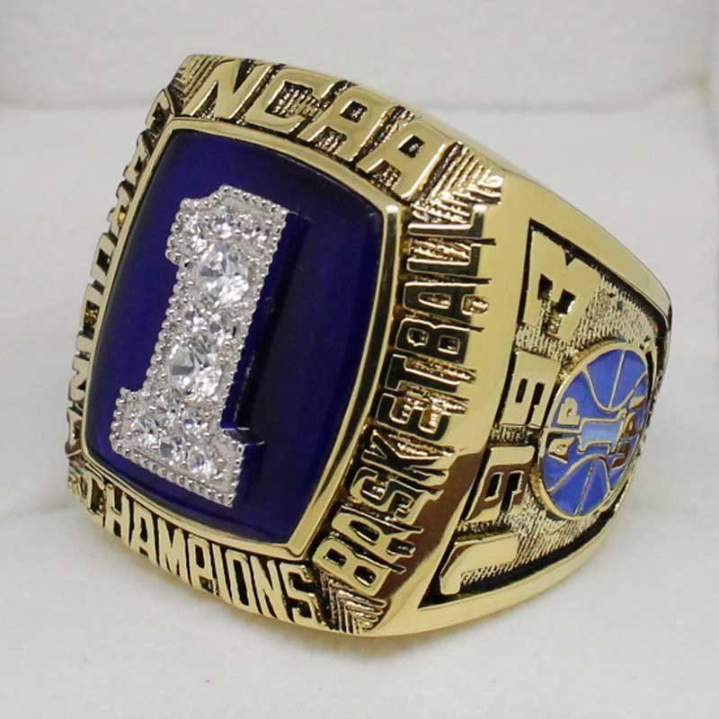 1993 NCAA Basketball Championship Ring