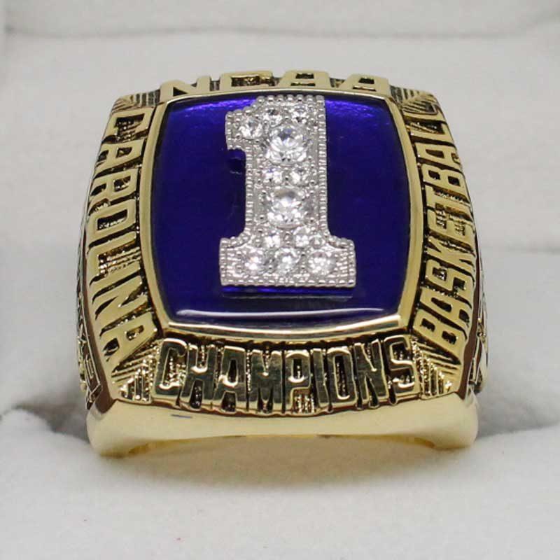 North Carolina Tar Heels Basketball Championship Ring 2005
