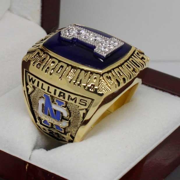 North Carolina 1993 Basketball National Championship Ring