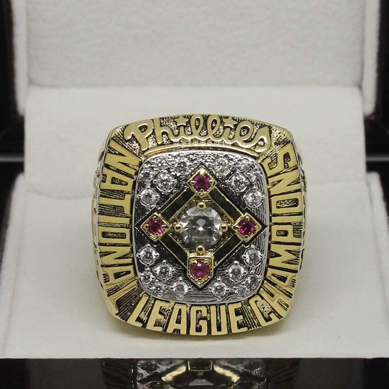 1993 phillies championship ring