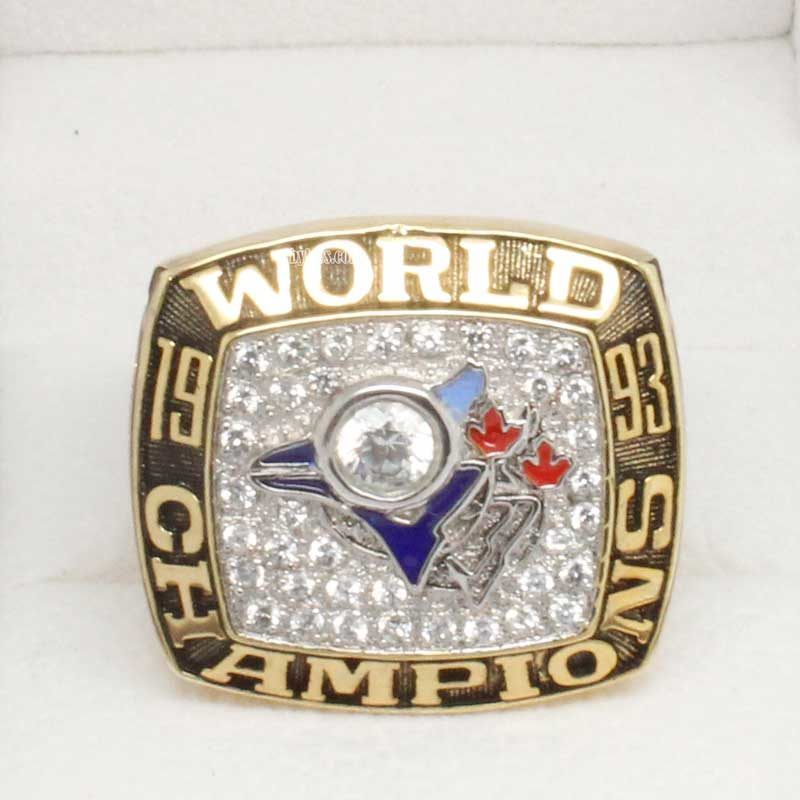 1993 blue jays ring