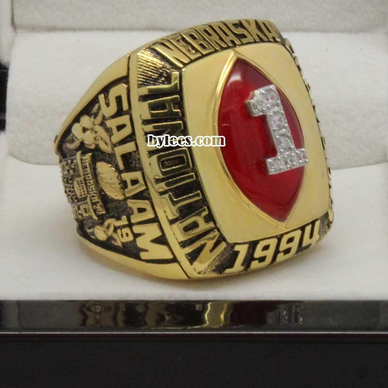 1994 Nebraska Cornhuskers Ring