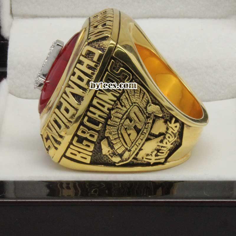 Nebraska Cornhuskers 1994 National Championship Ring