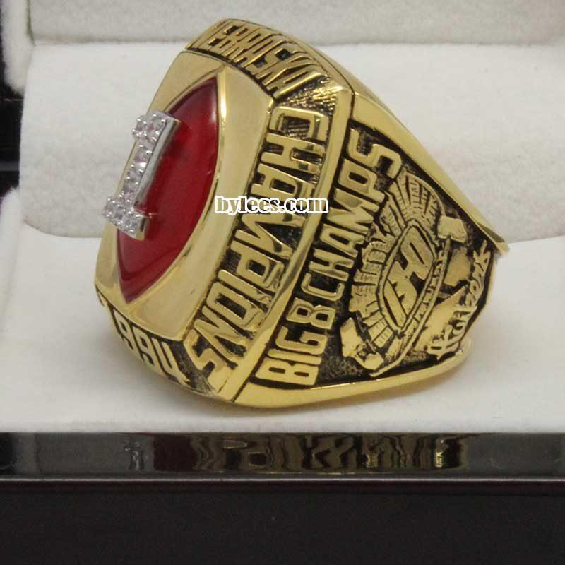 1994 Nebraska Cornhuskers National Championship Ring