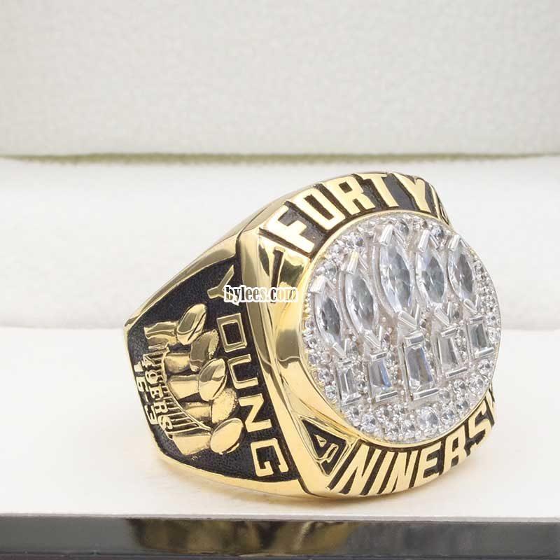 49ers Super Bowl XXIX Ring