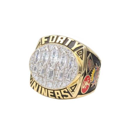 san francisco 49ers 1994 Super Bowl ring