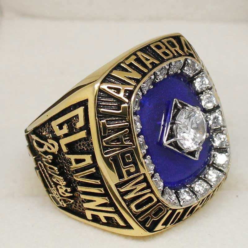 1995 world series ring