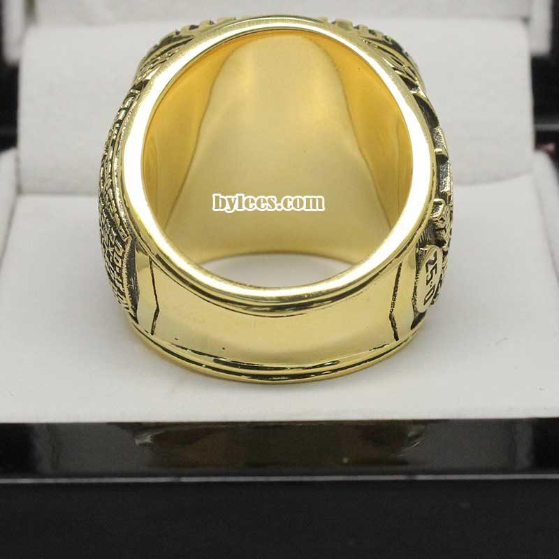 Nebraska Cornhuskers Football National Championship Ring 1995