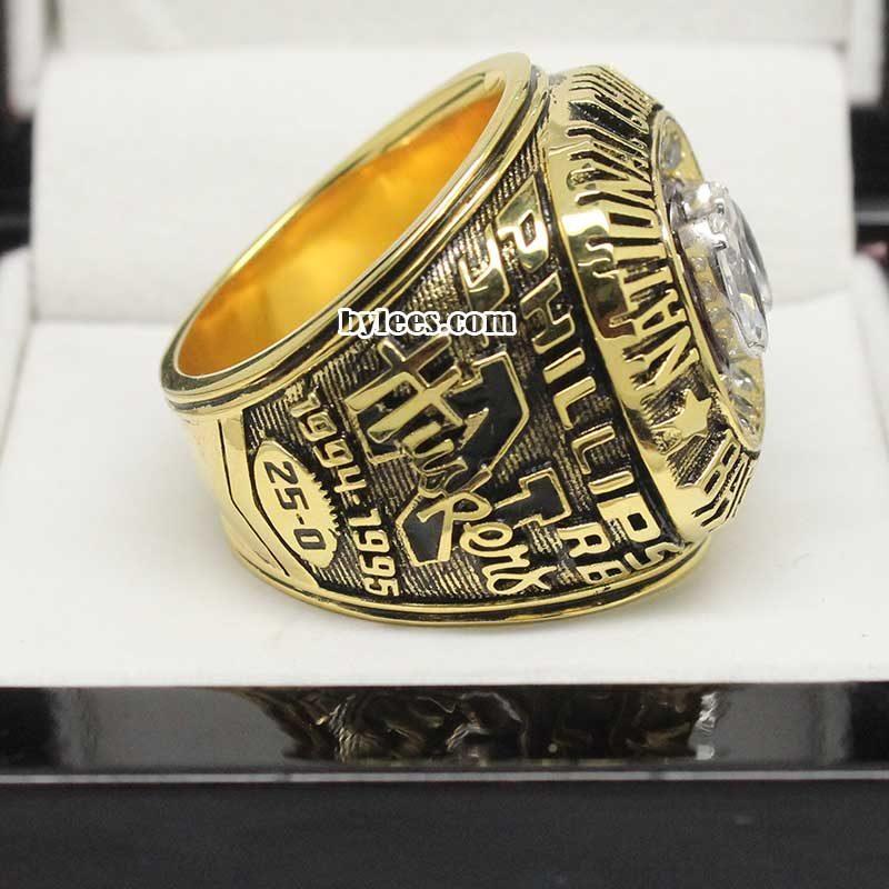 1995 NCAA Football National Championship Ring