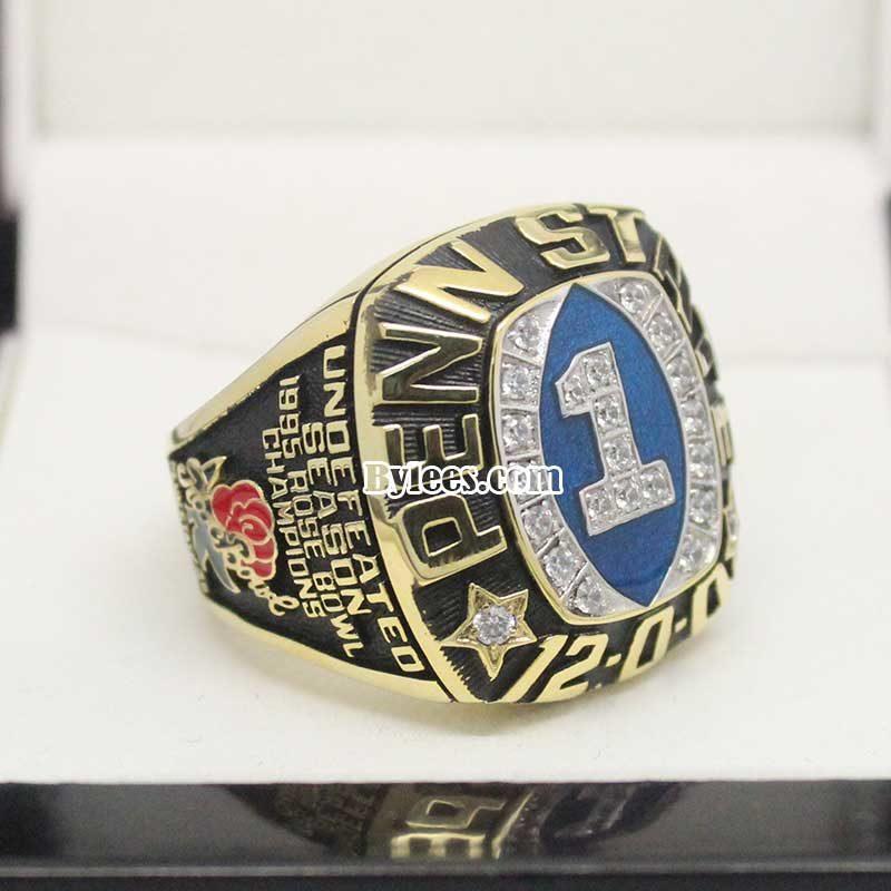 1995 Penn State Rose Bowl Ring