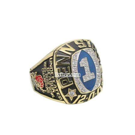 Penn State 1995 Rose Bowl Championship ring