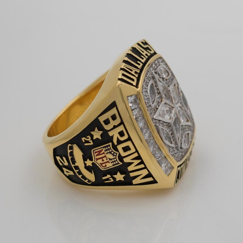 1995 dallas Cowboys World Championship ring