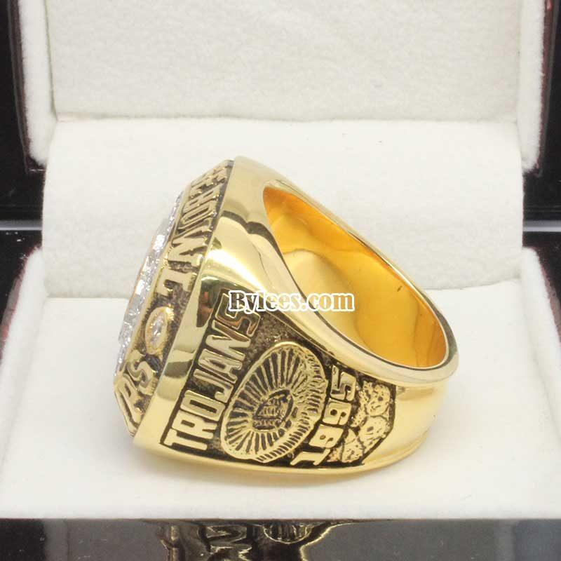 USC 1996 Rose Bowl Championship Ring