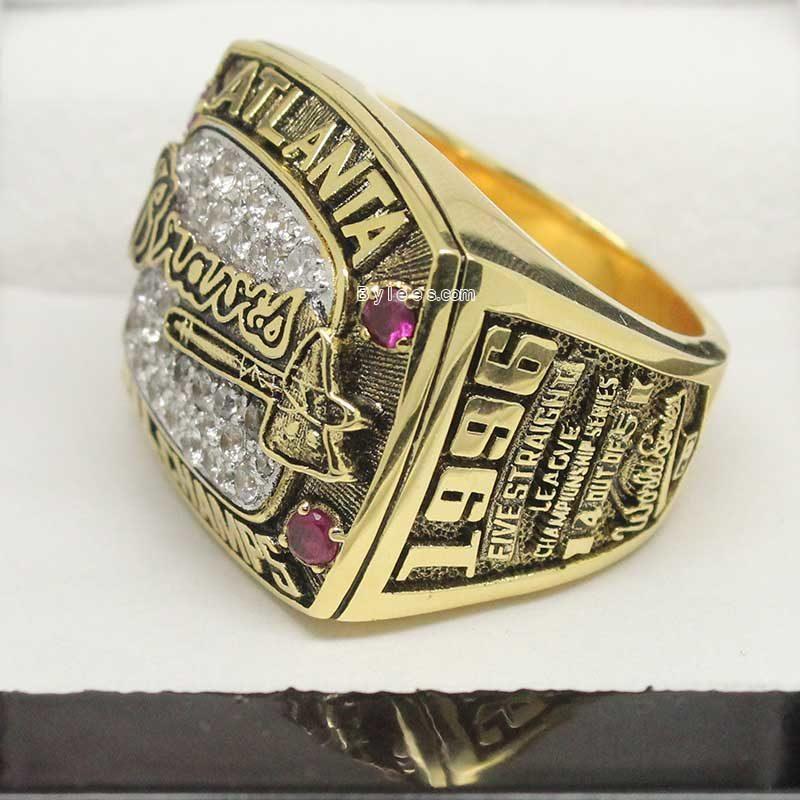 1996 Braves Championship Ring