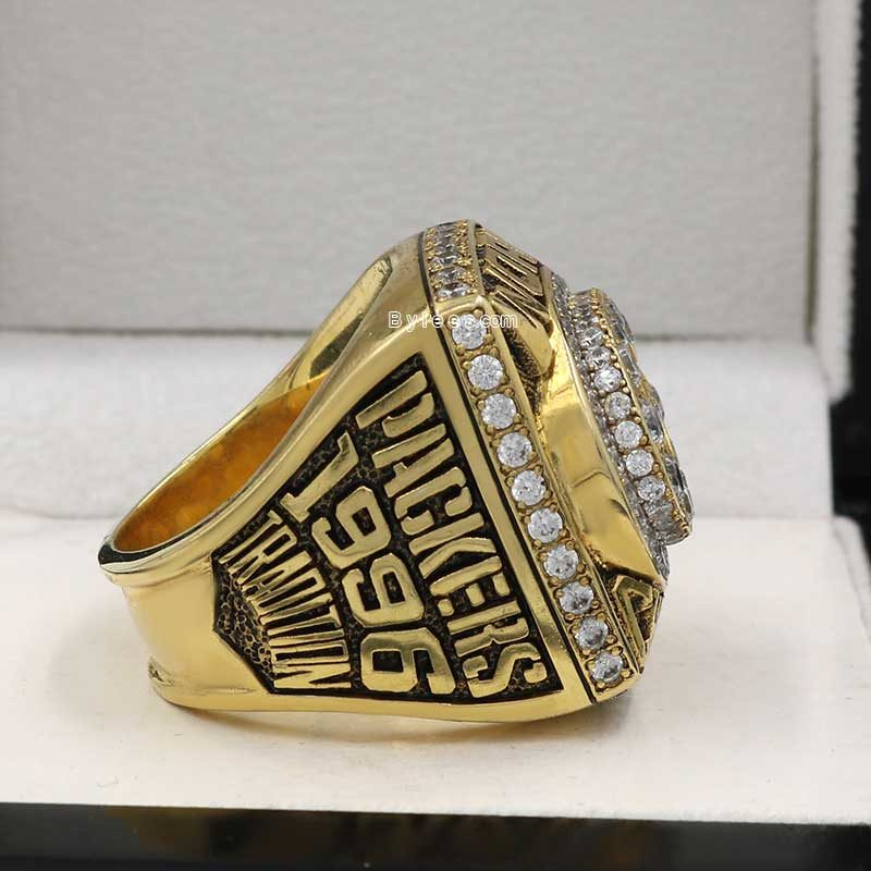 green bay packers championship ring
