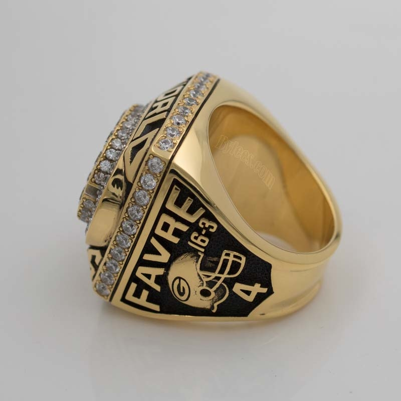1996 NFL super Bowl XXI Packers championship ring