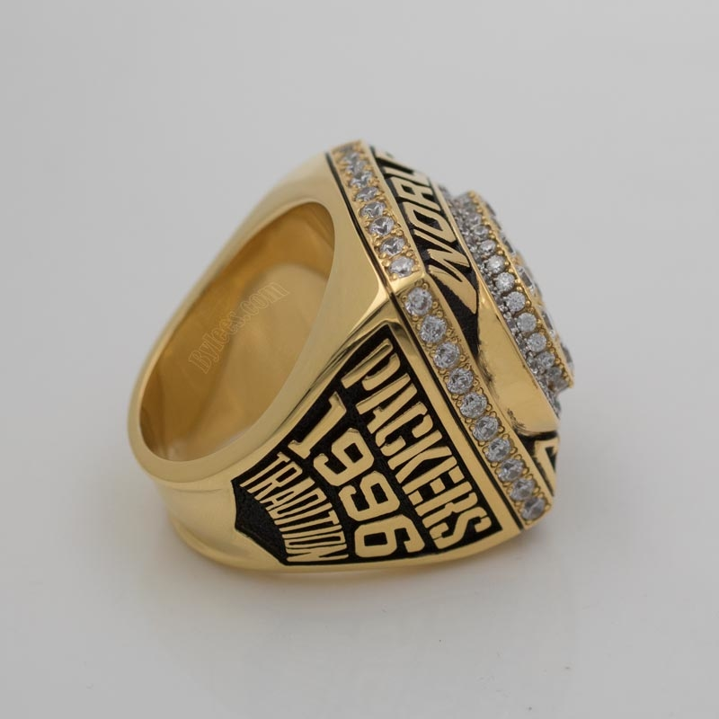 Reggie White 1996 Super Bowl XXI championship ring