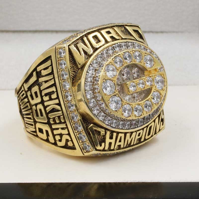 packers 1996 super bowl ring